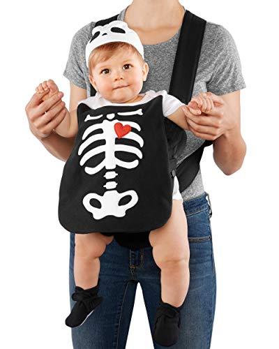 Carter's Baby Boy's Skeleton Carrier Halloween Costume