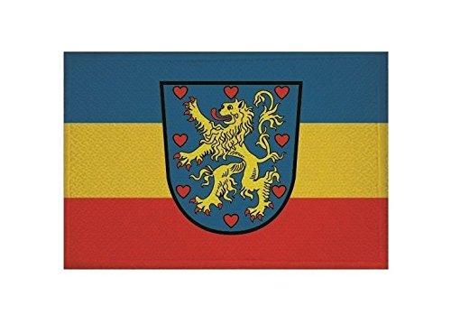 U24 Aufnäher Winsen (Luhe) Fahne Flagge Aufbügler Patch 9 x 6 cm