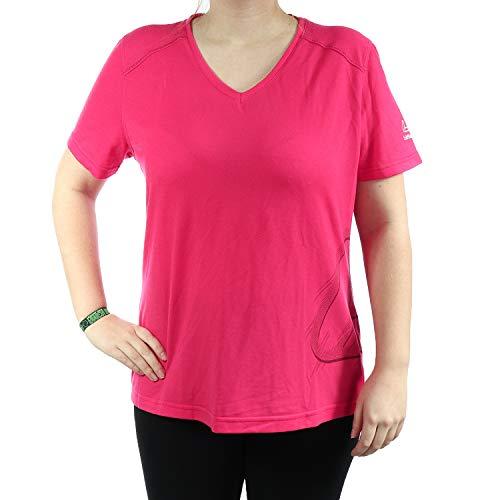 LÖFFLER 31 T-shirt pour femme, Rose, 42