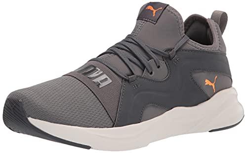 PUMA Men's Softride Rift Running Shoe, Castlerock-Asphalt, 7.5