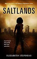 Saltlands: An Alien Invasion SciFi Romance (Population Book Two)