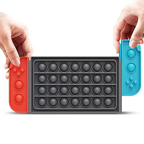 ISKM Pop Switch Game Controller it Sensory Fidget Bubble Spielzeug - Autismus Besondere Bedürfnisse Stressabbau Squeeze Sensory Tools ideal für Kinder Teens Erwachsene
