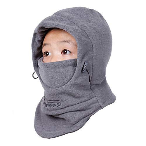 TRIWONDER Balaclava Face Mask for Cold Weather Fleece Ski Mask Neck Warmer