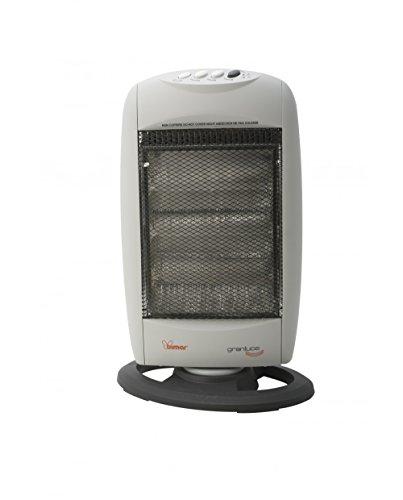 Bimar S211.EU - Calefactor (Halogen space heater, Floor, Gre