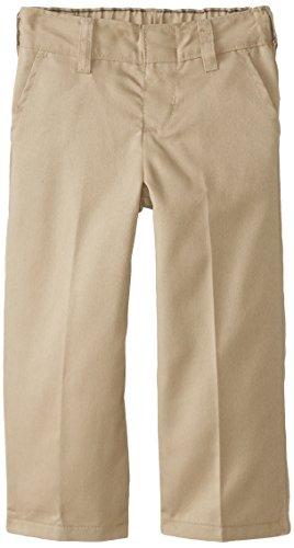 Dickies Little Boys' Toddler Pull-On Pant, Khaki, 4T