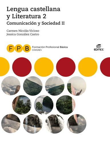 FPB Comunicación y Sociedad II - Lengua castellana y Literatura 2 (Formación Profesional Básica)