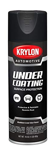 Krylon Automotive Undercoating, Black, 16 oz. (KA8620007)