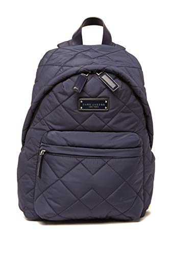 Marc by Marc Jacobs Quilted Nylon Backpack (Indigo)