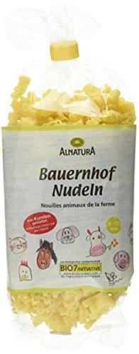 Alnatura Bio Bauernhof-Nudeln (1 x 250 g)