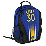 Golden State Warriors 2016 Stripe Prime Time Backpack School Gym Bag - Stephen Curry #30