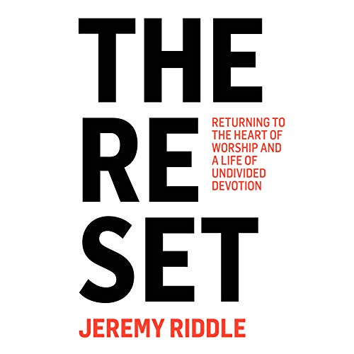 Couverture de The Reset