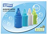 Best Alkaline Water Pitchers - Alkaline Water Replacement Filter 3 Pieces - Pioneer Review