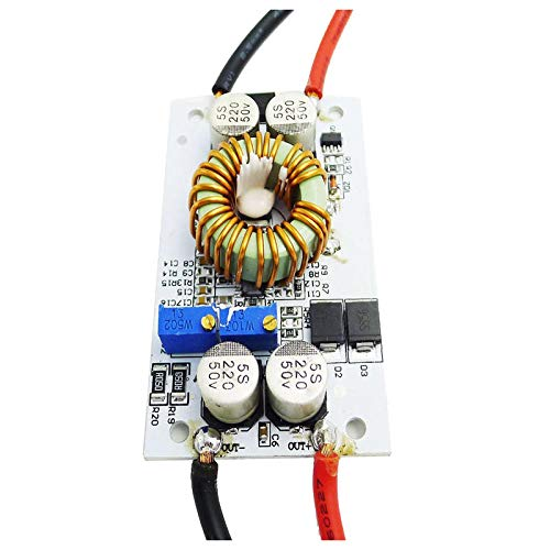 250W Boost Converter DC/DC 8.5-48V to 12-50V Output Step-up Module Mobile Power Supply Max 10A