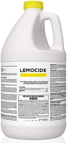 Total Solutions Lemocide Professional Disinfecting Mildew Virus Mold Killer Cleans Deodorizes product image