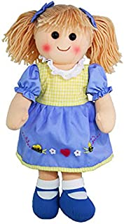 Hopscotch Doll Collectables Rag Doll Alice Soft Toy Doll 14