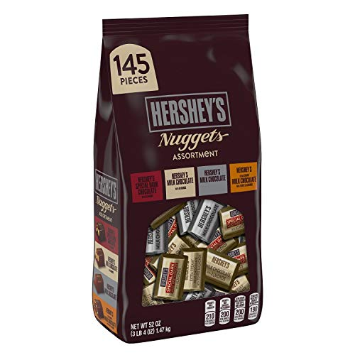 HERSHEY'S Nuggets Chocolate Asso...