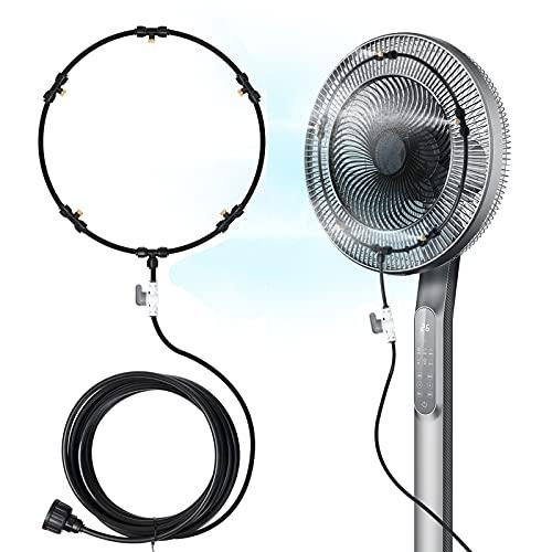 ventilador nebulizador exterior fabricante Tesmotor