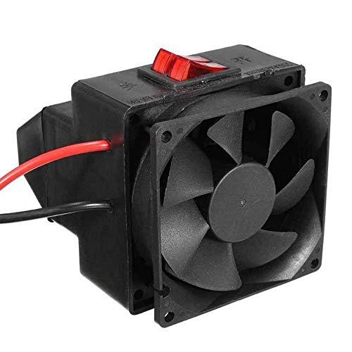 Timagebreze Dispositivo de Control de Temperatura del Ventilador Caliente del Calentador de CalefaccióN del Coche DesempaaAdor DesempaaAdor de ConduccióN 300W 12V