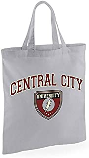 Flash Central City University Tote Bag