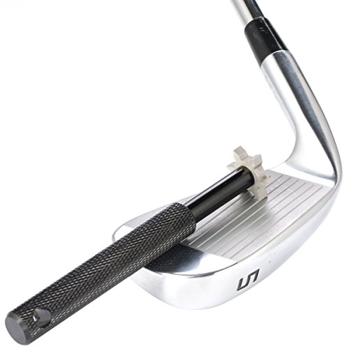 Golf Groove Sharpener with Blade Cutter Fit Iron Sets and...