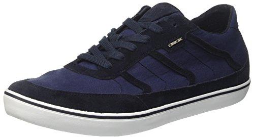 Geox Herren U Box B Low-Top, Blau (NAVY/AVIOC0700), 43 EU