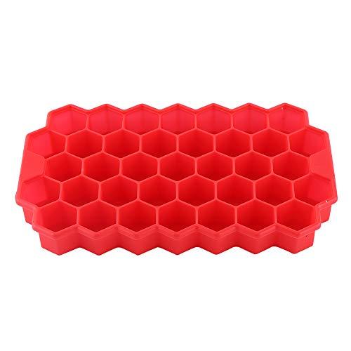1 molde de hielo, esfera, whisky, hielo, 12 x 20,2 cm, material de silicona de grado alimenticio, hecho de material de silicona con silicona