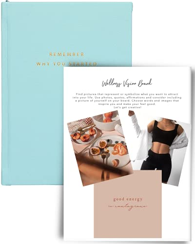 Lamare Food and Fitness Journal For…