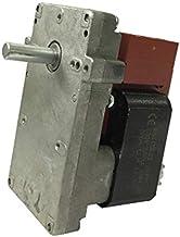 Easyricambi Kenta K9115005 - Motor para estufa de pellets, 1,5 rpm, eje de 8,5 mm, motor para carga de pellets