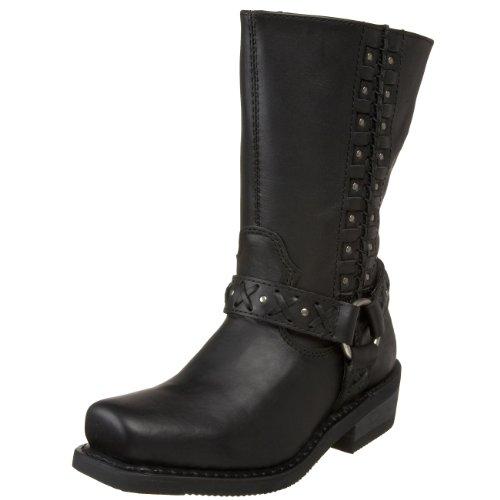 harley davidson auburn boots