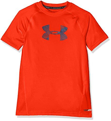 Under Armour Armour SS - Camiseta Deporte Niños