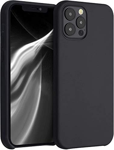 Connection Failed Handyhülle   iPhone 12/12 Pro   Silikon (BPA-frei)   robust, dünn, wasserfest   Die wohl nachhaltigste Handyhülle auf dem Markt!   schwarz