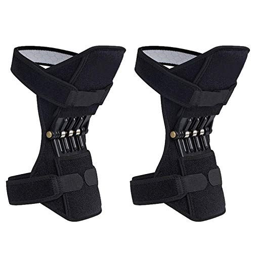 Breathable Joint Support Knee Pads Recovery Brace - Non-Slip Pain Relief Knee Lift Leg Band -...