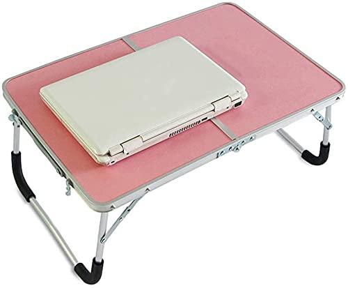 Mesa de picnic al aire libre Tabla portátil plegable Lapdesk, bandeja de servir de cama de desayuno, mini escritorio de picnic portátil, soporte portátil del soporte de lectura para el suelo del sofá