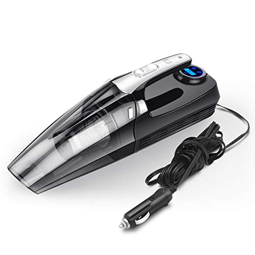 Aspiradora De Alta Potencia 4000PA 4 En 1 Aspiradora De Mano Doméstica De Doble Propósito con Bomba De Aire Luz LED