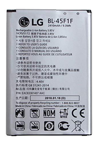 LG Electronics - Batería original para LG Electronics BL-45F1F (ion de litio)