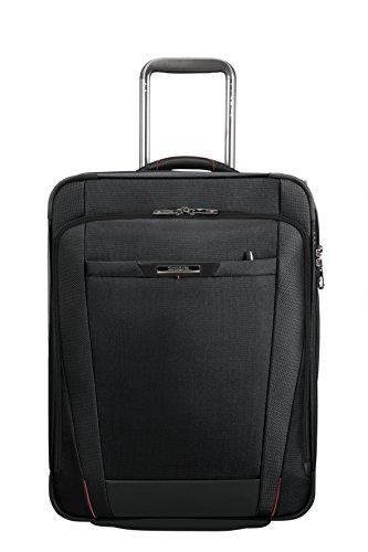 SAMSONITE Pro-DLX 5 - Upright 55 cm Expandable 44.5/54 L, 3.3 KG Equipaje de Mano, cm, 54 Liters, Negro (Black)