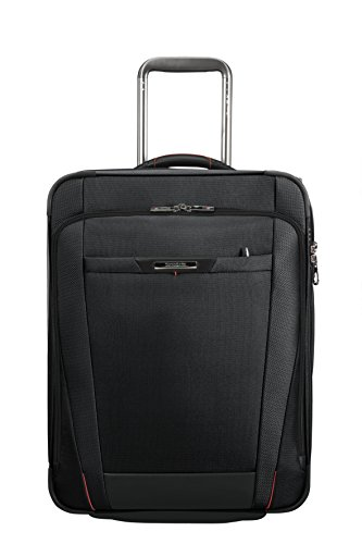 SAMSONITE PRO-DLX 5 - Upright Erweiterbar - 44.5/54 L, Magnetic Grey
