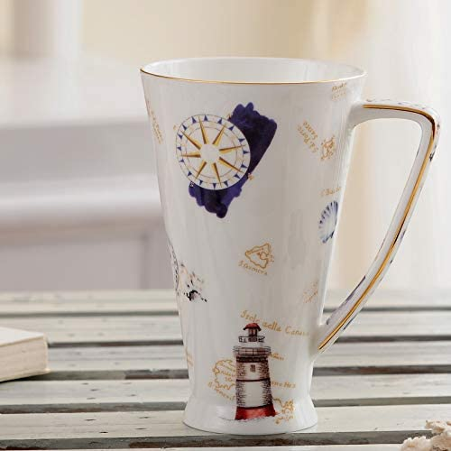 Water cup ceramic frosted coffee New color mug Courier shipping free gift