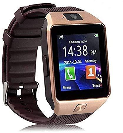 DZ09 reloj última tarjeta inteligente soporte Bluetooth Android y IOS miran el teléfono móvil Android reloj teléfono móvil inteligente