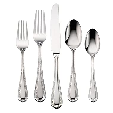 Oneida Countess 45-Piece Flatware Set, Service for 8