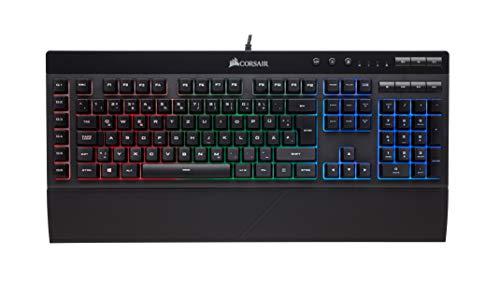 Corsair K55 Gaming-toetsenbord bekabeld K55 RGB zwart