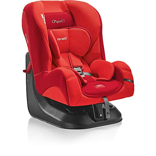 Brevi 517-233 Gp Sport Seggiolino Auto, Rosso