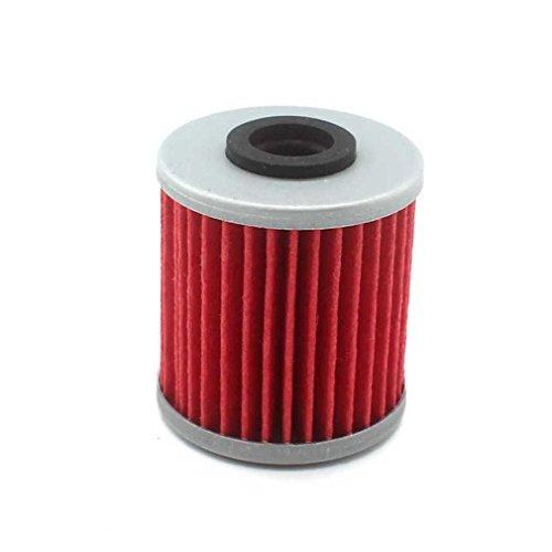 Aisen Filtre à huile pour KXF250 KX250F RMZ250 RMZ450 - Référence de pièce : KN207