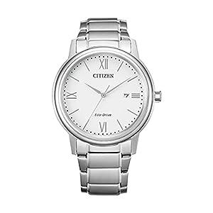 CITIZEN シチズン AW1670-82A ステンレス エコドライブ ソーラー 腕時計 メンズ ブランド [並行輸入品]