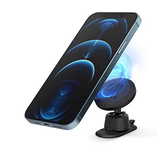 Ringke Gear Supporto Auto Smartphone Magnetico Auto Universale Cassaforte Potente Neodimio Magnete 360 °...