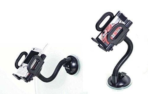 Soporte universal para parabrisas en coche para iPhone 6S Plus 6 5S 5C iPod