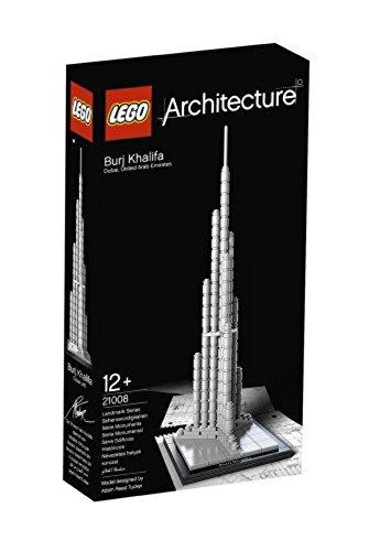 LEGO Architecture 21008 - Burj Kalifa