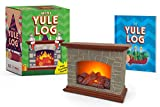 Mini Yule Log: With crackling sound! (RP Minis)