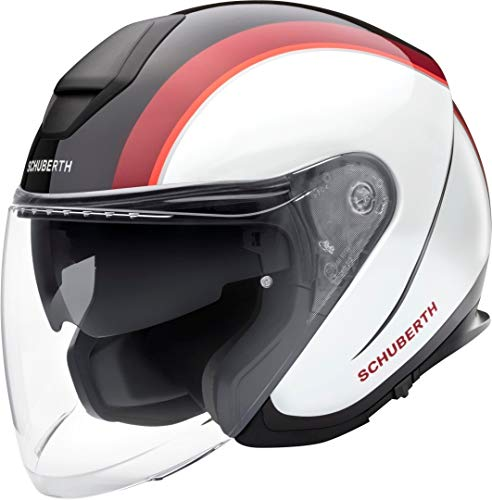 SCHUBERTH CASCO M1 PRO OUTLINE RED GLOS 61 (XL)