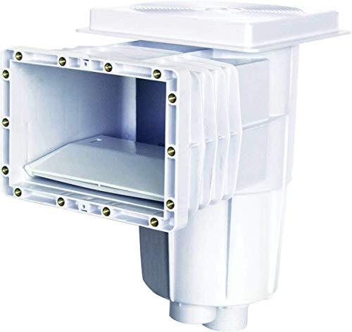well2wellness® ABS Standard Skimmer - Oberflächen Skimmer für Folienbecken + Fertigbecken (0249FG)